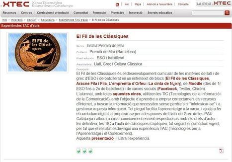 Aracne fila i fila » Blog Archive » Escriptors clàssics als carrers de Barcelona   Referentes clásicos   Scoop.it