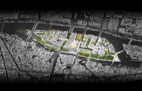 L'île de la Cité MÉTAMORPHOSÉE - leJDD.fr | Urban and Master Planning | Scoop.it