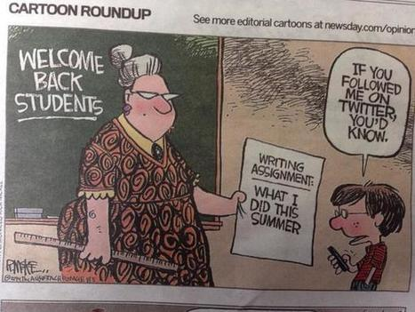 Tony Sinanis on Twitter: This is HYSTERICAL! #edchat #cpchat http://t.co/oaLYoYv9wy | profile | Scoop.it
