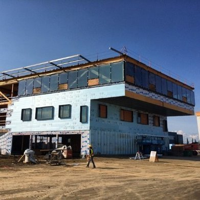 Net Zero Building Nears Completion in Edmonton   Green Building Design - Architecture & Engineering   Scoop.it