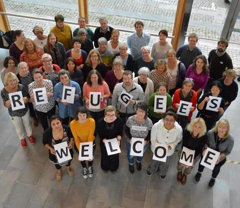 Press Release: Public Libraries in Europe Welcome Refugees - European Bureau of Library Information and Documentation Associations (EBLIDA) | Libraries & Archives 101 | Scoop.it