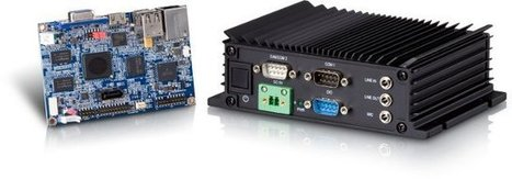 VIA ARMOS-800 Embedded System Features a Freescale i.MX537 based Pico-ITX Board | Embedded processor technology | Scoop.it