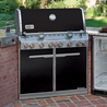 Outdoor Built In BBQs - BBQs and Outdoor