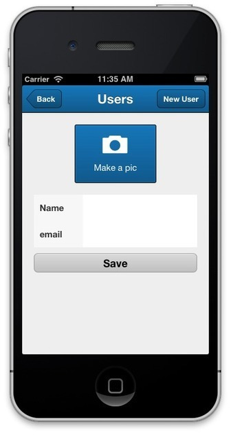 Device Camera Access With Sencha Touch   Modus Create   html5, webapp, mobility, ibooks, bootstrap   Scoop.it