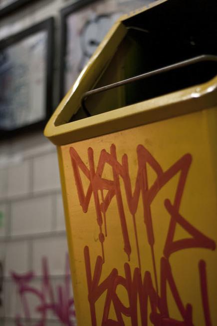 Paris history X of graffiti | Paris Tonkar magazine | Scoop.it