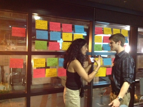 How journalists can improve their storytelling by embracing design thinking | Poynter. | Journalism Education | Scoop.it