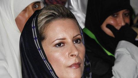 Où sont partis les El Khadafi ?   Saif al Islam   Scoop.it