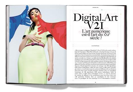 L'art numérique est-il l'art du XXIe siècle ? | Magazine Antidote (2015) | Arts Numériques - anthologie de textes | Scoop.it