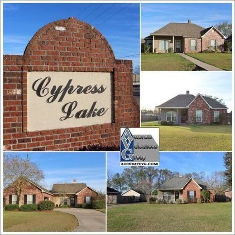 Cypress Lake Prairieville Home Sales 2016 | Ascension Parish Real Estate News | Scoop.it