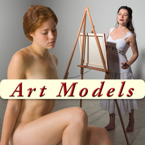 Anatomy Studies Art Models | Drawing References...