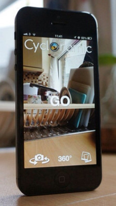Cycloramic 2.0 Revolves Around Capturing Panoramic Photos | iPads in Education Daily | Scoop.it