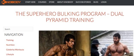 Kinobody Superhero Bulking Program Pdf Free Download
