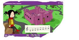 MÚSICA PRIMARIA: Aprende las notas musicales en el pentagrama | Juegos Tic para Música Primaria | Scoop.it
