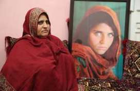 'Green-eyed girl' Sharbat Gula in quest for new life - BBC News | Glopol Human Rights | Scoop.it
