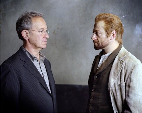 Simon Schama Presents Van Gogh and the Beginning of Modern Art | Visual Culture and Communication | Scoop.it