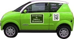 Qr Code Home - Car Magnet with Qr Code: One of The Top Advertising Agencies Around | QR CODE Advertising | Scoop.it