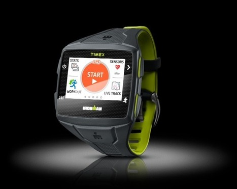 Timex And Qualcomm Team Up To Make A Smartwatch For Fitness Freaks | Men's health | Scoop.it