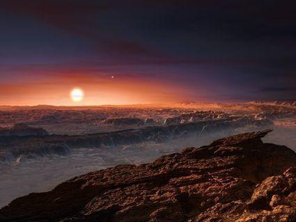 Une exoplanète autour de Proxima du Centaure : la réalité rejoint la fiction ! | Beyond the cave wall | Scoop.it