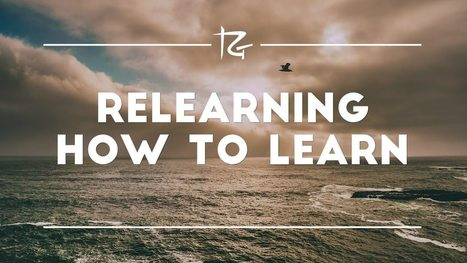 Relearning How to Learn | Pain Sufferers Speak | Scoop.it