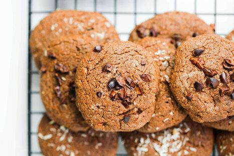 Vegan Chocolate Chip Cookies Recipe - Dr. Axe | Vegan Food | Scoop.it