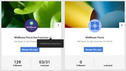 Trasformare una pagina da Google Plus Business in Local, ora si può | Web Marketing Turistico | Scoop.it
