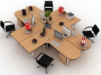 Le coworking : 3 bonnes raisons de partager ses bureaux | La Cantine Toulouse | Scoop.it