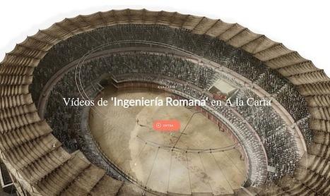 Ingeniería romana | Rincón didáctico de CCSS, Geografía e Historia | Recursos Educativos para ESO, Geografía e Historia | Scoop.it