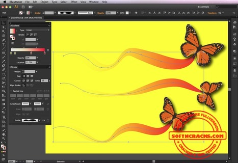 download illustrator cs6 free with crack