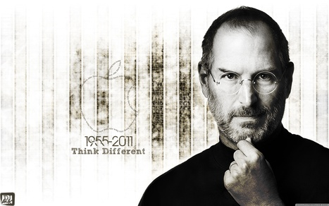 20 Most Memorable Quotes From Steve Jobs | Societal and economic Innovation | Scoop.it