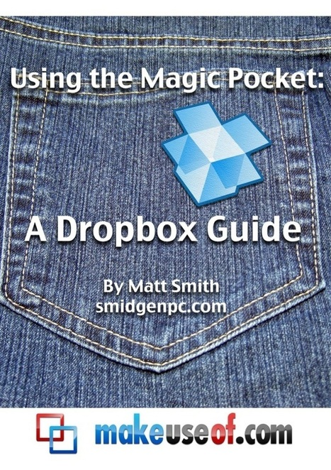 The Unofficial Guide To Dropbox   Apps   Scoop.it