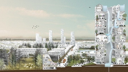 Nature-City: Suburban housing for agrarians at heart | Sustainable Futures | Scoop.it