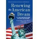 Renewing the American Dream (A Book Review) | Community Village Daily | Scoop.it