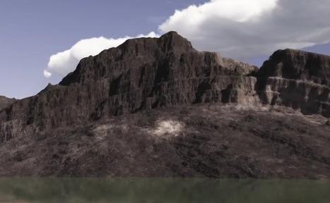 NASA re-creates ancient Mars on YouTube | Machinimania | Scoop.it