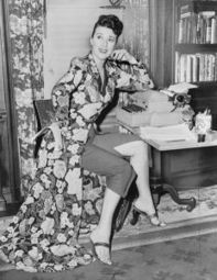 Gypsy Rose Lee | Celebrating Fabulosity: Pinup to Burlesque! | Scoop.it