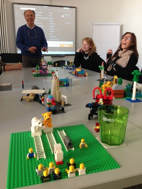 Lego® Serious Play ® for business | Insieme a Todi AppyDays | H2H Marketing | Scoop.it