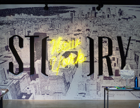 ST[new york]RY -- A Clever Retail Narrative | BI Revolution | Scoop.it