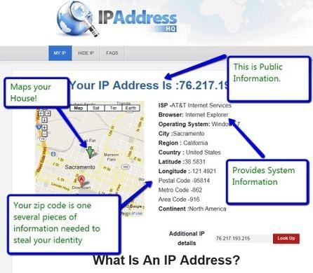 IP címem lekérdezése: az internetes IP címem helye | budapesti | Scoop.it