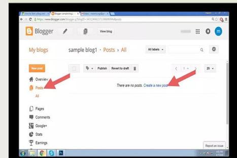 Start Your Blog Today   Web Development   Scoop.it