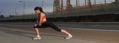 5 Stretches After Running | Marathon Running Tips | Scoop.it