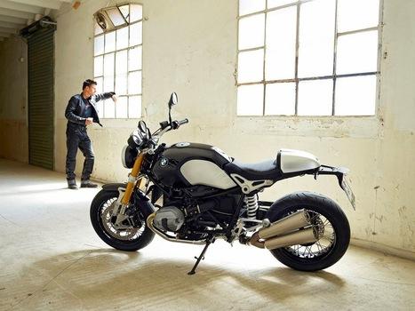 BMW R NINE T | Vintage Motorbikes | Scoop.it
