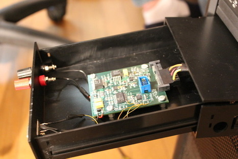 Kickstarter: A Bench Power Supply in Your Computer | Amateur and Citizen Science | Scoop.it