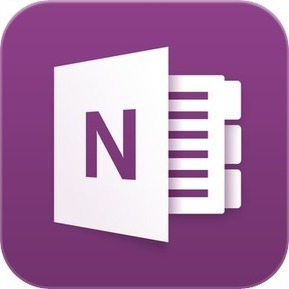 Microsoft OneNote for iPhone | Screen flashes. | Scoop.it