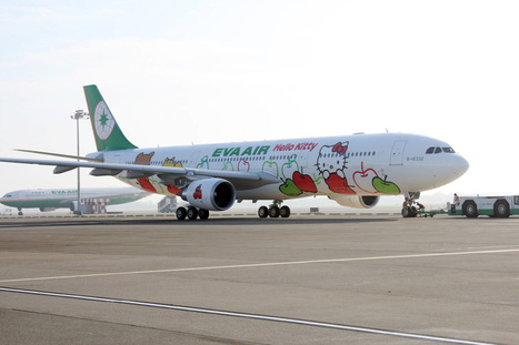 Hello Kitty Flights Now Headed To Paris | Travel News Travel Tips | Scoop.it