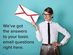 Answers to 10 Email Marketing Questions You Were Too Afraid to Ask | Email selling for client acquisition and retention | Scoop.it