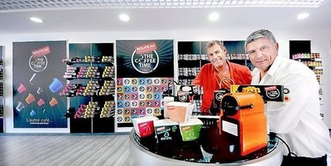 Nîmes : des capsules de thé bio produites en boutique - Midi Libre | La cuisine du thé, la boisson du thé | Scoop.it