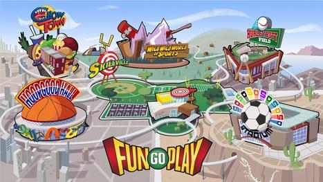 Virtual World for Kids Launches With Free Offline Sporting Equipment   Kinderen en interactieve media   Scoop.it