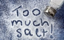 """What – You Still Think Salt Consumption Causes High Blood Pressure? (""""it's a myth; watch out for HFCS"""") 