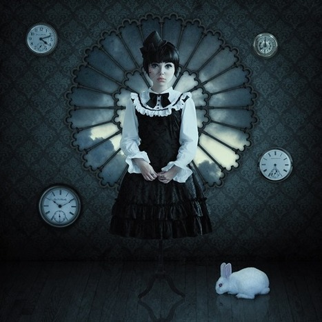 How to Create a Surreal Gothic Artwork in Photoshop   Photoshop   Scoop.it