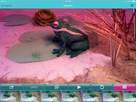 Animating Your Classroom   iPads 1-to-1 in the Elementary Classroom   Scoop.it