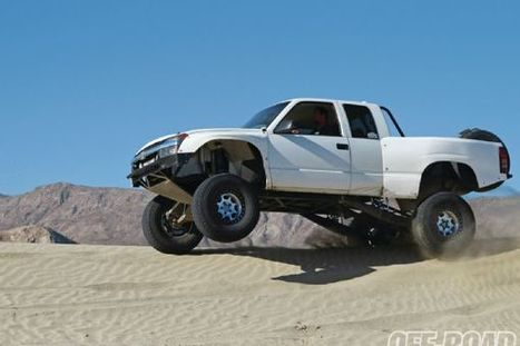 1996 Chevy 1500 2WD - 5 O'Clock - Four Wheeler Magazine | MIG Welding - Automotive-Cars | Scoop.it